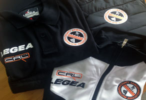 Sportswear Embroidery Armagh